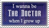 I Wanna Be the Doctor by AzysStamps