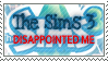 The Sims 3 Disappointed Me by AzysStamps