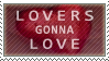 Lovers Gonna Love by AzysStamps