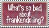WTF Frankendolling? by AzysStamps