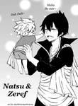 Natsu and Zeref