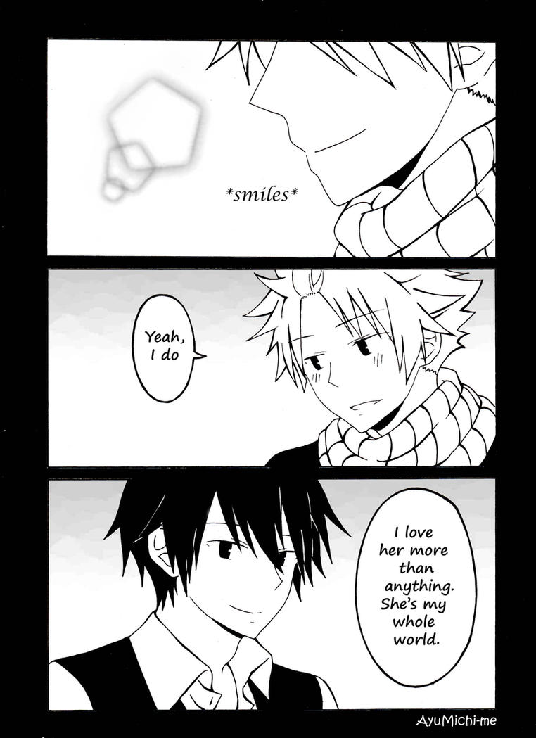 Boys Talk?! (page 4) by AyuMichi-me