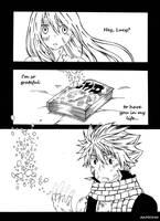 Goodbye Lucy by AyuMichi-me