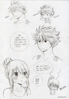 Sketch by AyuMichi-me