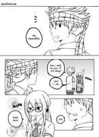 Jealousy by AyuMichi-me