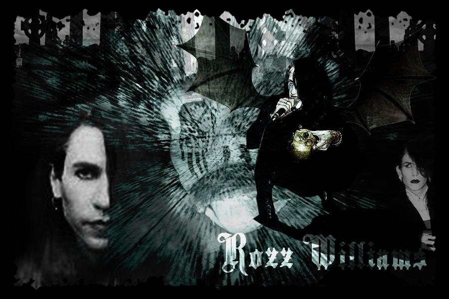 Rozz Williams by mar15...