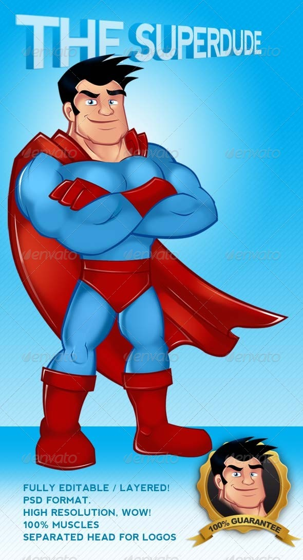 Superdude for sale! by greatdiane