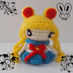 Sailor Moon Amigurmi Versione 2 by izayoi0