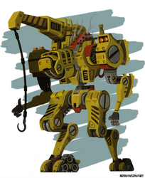 Construction Bot