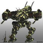 Missile Unit 'Greenhorn'