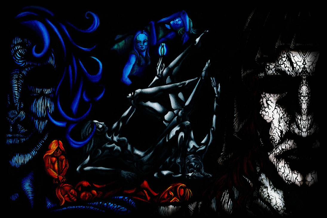 The Fanturi by A3ulez