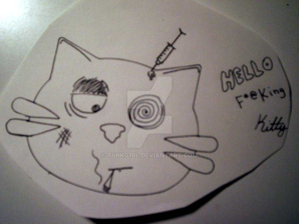 Hello Kitty Fucking 73