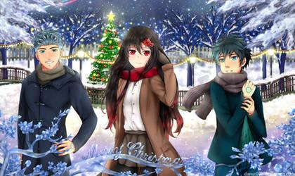 Merry Christmas ! by Danut10B