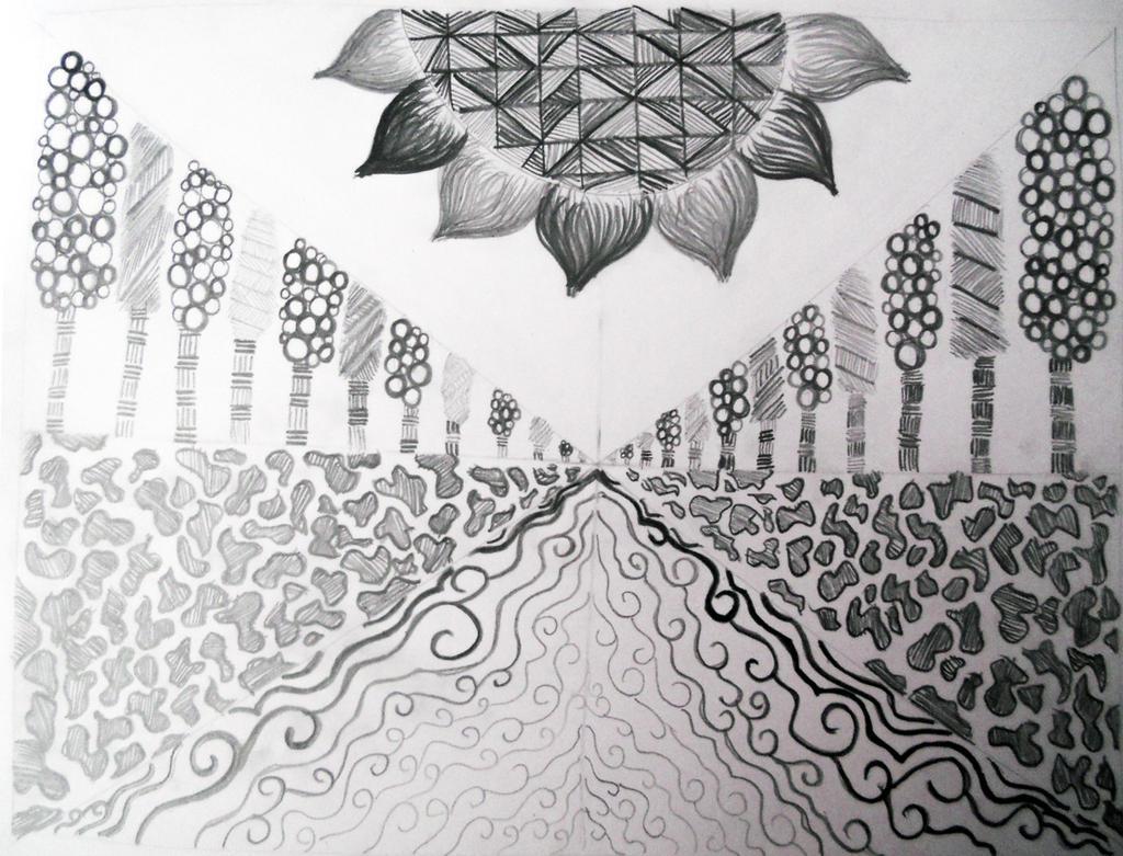 Textures Practice by isartdesign