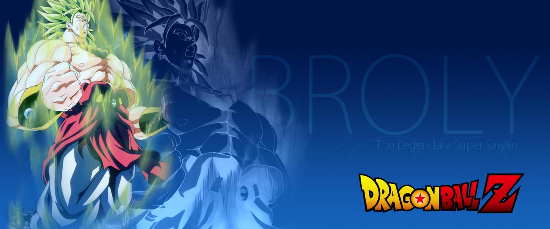 Broly the legendary super saiyan 5