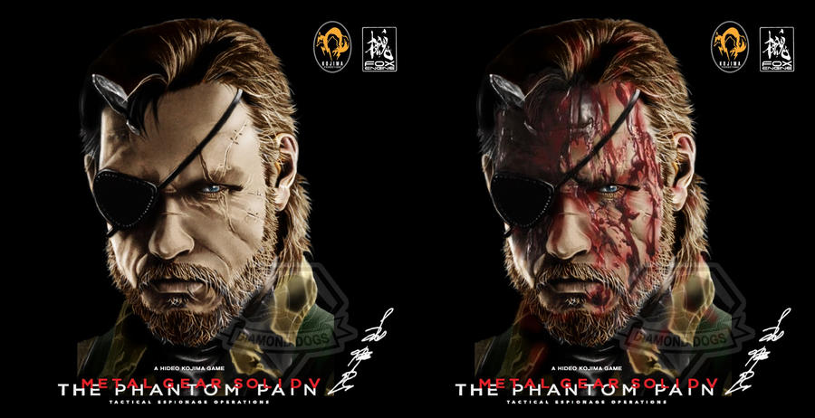 Metal Gear Solid V: The Phantom Pain by ppleong