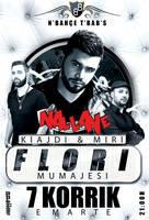 Flori Mumajesi // Kladji and Miri // Flyer by ex-works1