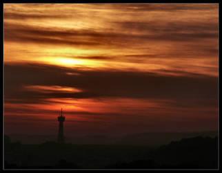 Sunrise - oct 2003 by philcopain