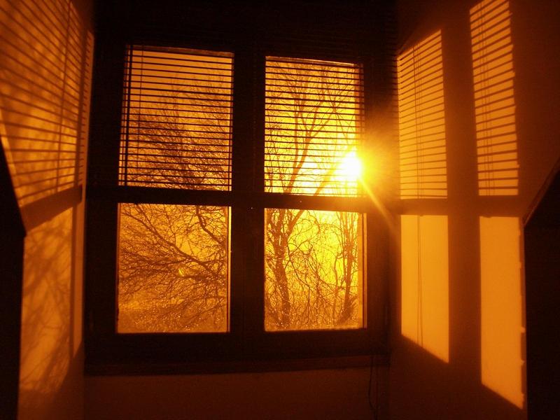 Strange light through window by philcopain on deviantart for Window lights
