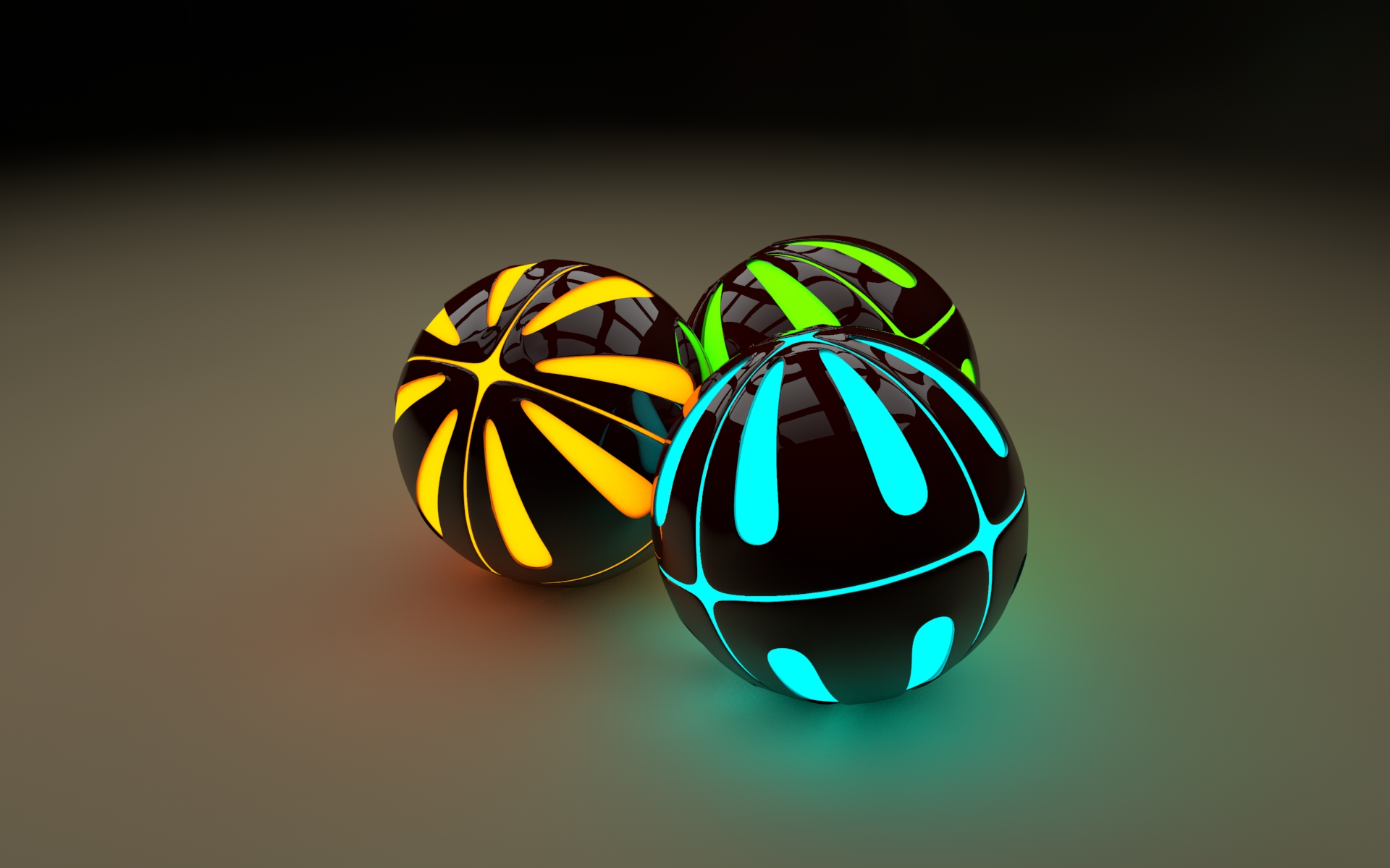 Armoured Balls. by iMozzaOoGraphics