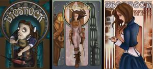 Bioshock: Art Nouveau by Nicacolalite
