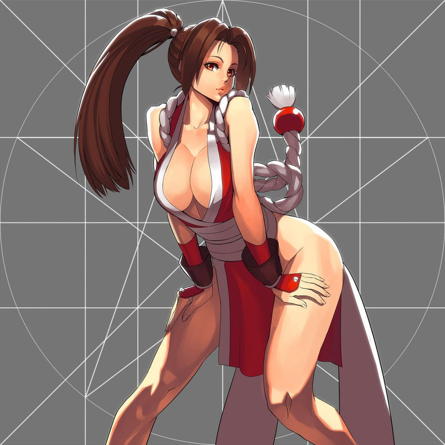 Understood King of fighters mai shiranui magnificent idea