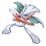 Mega Gallade by Levaine
