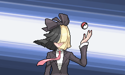 You are challenged by Gym Leader Sia! by Levaine
