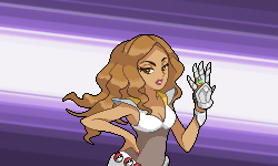 You are challenged by Gym Leader Beyonce'! by Levaine