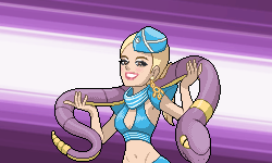 You are challenged by Gym Leader Britney Spears! by Levaine