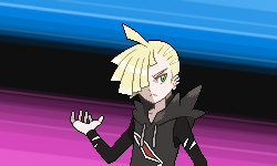 You are challenged by Team Skull Gladion! by Levaine