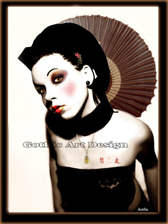 Geisha by gothicdesign