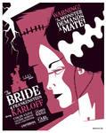 bride of frankenstein poster