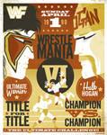 wrestlemania VI commission