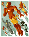iron man corps commission