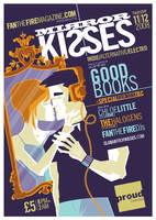 mirror kisses flyer by strongstuff