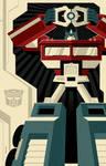 optimus prime commission
