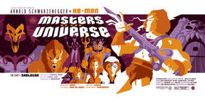 masters of the universe poster by strongstuff