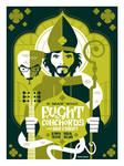 flight of the conchords poster