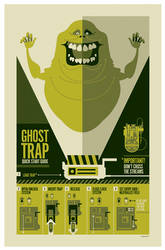 3G: ghostbusters poster