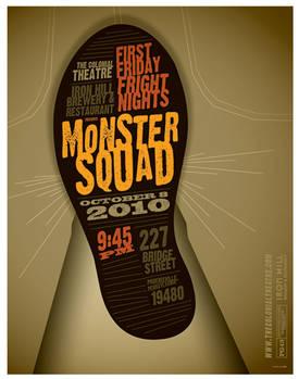 monster squad poster