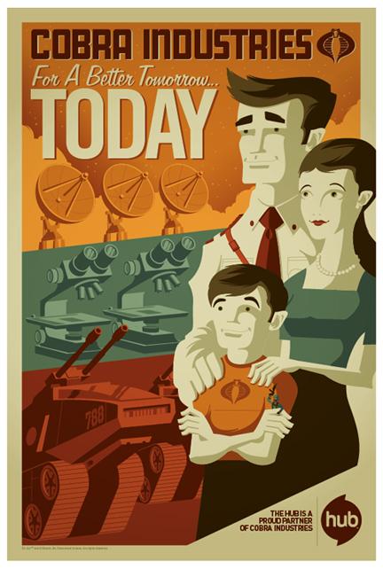 cobra propaganda poster by strongstuff on DeviantArt
