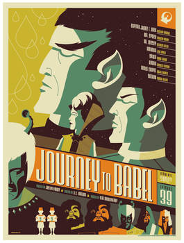 mondo: journey to babel by strongstuff