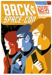 'back to space-con' dvd cover