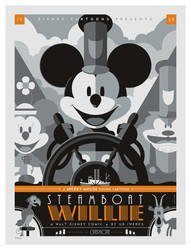 mondo: steamboat willie by strongstuff