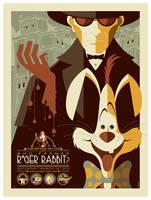 mondo: roger rabbit by strongstuff