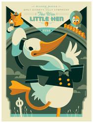 mondo: wise little hen by strongstuff