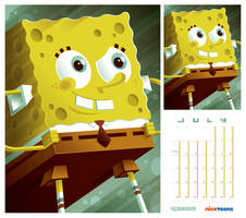 nicktoons: spongebob