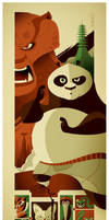 kung fu panda by strongstuff