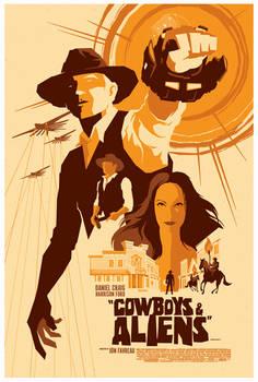 mondo: cowboys + aliens